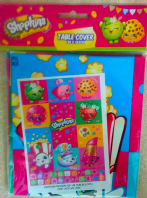 Shopkins table cover (Code 3012)
